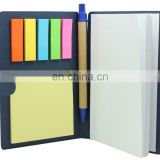 ECO Notepad, Notebook, Paperpad, Kraft Paper with Pen