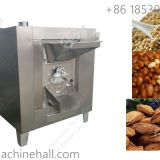 Types of peanut roasting machine for making peanut butter sales in factory price