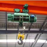 High speed CD1 / MD1 type electric wire-rope hoist