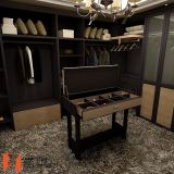 All Aluminum Bedroom Furniture Tie Jewelry Armoires