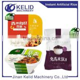 Automatic Nutritional Instant Rice Processing Line
