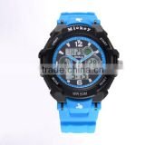 2015 fashion chinaA manufacturer wholesale custom watches new style sports watch ana-digital watch DC-55027