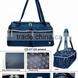 New and Hot Sales Big size Nylon Polyester Promotional Travel bag Blue color Special price
