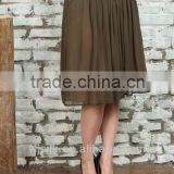 Ladies' silk skirt