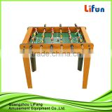 professional football game table soccer game machine
