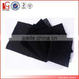 For swimming pool cloth filter activated carbon fiber
