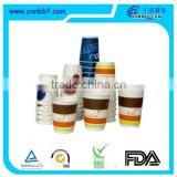 Disposable custom printed double wall paper cups coffee paper cup                                                                         Quality Choice