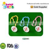 lovely baby pacifier plastic dummy clip on alibaba