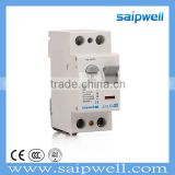 SAIPWELL 40A 2 Pole Circuit Switch CEE/IEC Hot Sale Brand New Certificated Rocker Switch