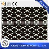used for fence, hexagonal pattern expanded metal mesh