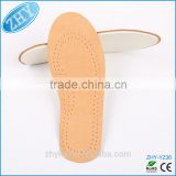 Carbon Fiber Charcoal Latex and Leather Insole Manufacturer