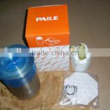 PAILE brand original quality for MERCEDES BENZ OM521/522 130mm cylinder liner kit assembly, repair set, sleeve&piston kit