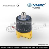 China hot sell products 2W series normal closed electric brass air water steam solenoid valve