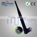 (factory) WiFi 2.4 GHz 5 dBi Wireless Indoor Rubber Duck Omni-Directional Dipole Antenna sma