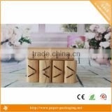2015 Wholesale Cheap Custom Small Wooden Packaging Box                                                                         Quality Choice