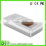 The First One Made In China Bluetooth Fingerprint Smart Card Standalone Biometric Reader(HF7000)