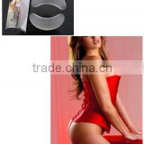 Invisible Enhancer Bra Pads Silicone Crescent Moon Shape Inserts Sexy Lingerie Bikini pad For Women Swimwear