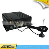 4 channel car nvr kit 1080P/720P for bus ,vehicles monitoring