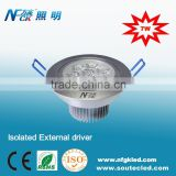 Energy Saving LED Ceiling Light 7w High Power LED Spot Light