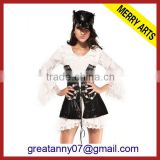 Futian market yiwu china supplier sexy girls used fairy tail cosplay and costumes for sale