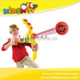Outdoor play set hot product EVA ball Space Gun outdoor boy toy for wholesale