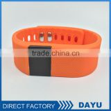 2015 Hot Seller Heart Rate And Calorie Recording Long Time Standby DT-S014 Sport Pedometer Bracelet