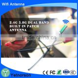2.4G 5G 5.8G pcb wifi antenna built-in antenna wifi pcb ipx