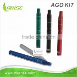 2014 Original China manufacturer new product dry herb ago g5 portable vaporizer vape pen dry herb