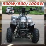 cheap 800w 1000w mini atv electric
