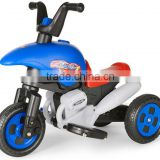 Strong material Toy motorcycle with battery operated power