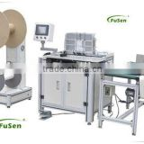 High speed, Perfect Semi-automatic FS-520 Double Wire Binding Machine for wall calendar