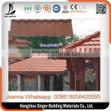 Galvanized Factory Direct Sell colorful prefabricated house aluminium roofing sheet in Zhejiang