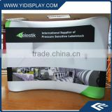 Easily Set Up Indoor Outdoor Advertising Aluminum Exhibition Stand 3D Design
