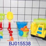 Funny plastic kids beach toy small sand excavator