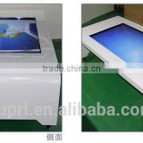 Toughened Glass Panel 1080P Interactive Led Coffee Table                                                                         Quality Choice