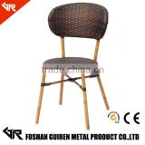 White PC resin plastic modern event wedding banquet garden outdoor rental party folding chair