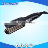 Shinon hair crimper crimping wave waver hair iron heat setting from 140 to 220 hair crimper