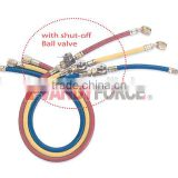 Refrigerant Hose w/Shut-Off Ball Valve, Air Condition Service Tools of Auto Repair Tools