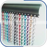 Anodised Aluminium Chain Curtains Screen,Chain Link Fly Screen