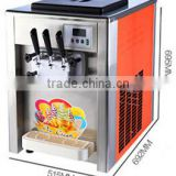 WX-818T Table Counter Top Commercial Soft Ice Cream Machine                                                                         Quality Choice
