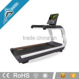Fitness Equipment AC Commercial Treadmill with TV