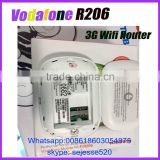 Vodafone R206 3g portable router huawei Vodafone mobile wi-fi router R206 3g modem