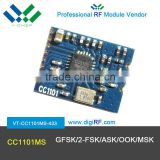 cheap CC1101 module 433.92mhz wireless rf receiver module