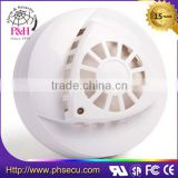 fire alarm kitchen use heat detector