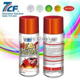 Super Quality 400ml Acrylic Rainbow Fine Chemical Famous Brand 7CF Super Metallic Spray Paint