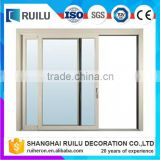 aluminium windows in china / doors and windows American standard /sliding glass reception window