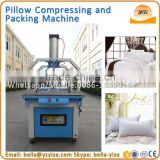Pillow Compress and Packing Machine,plastic pressing machine,automatic multifunctional pillow Compression packing machine