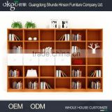 Top quality buy bookshelf online, living room bookcases, cherry wood bookcase
