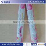 Cosmetics Usage, Cream tube Cosmetic type labe tube, Collapsible aluminum tube, CFDA/ ISO, Aluminium laminated tube