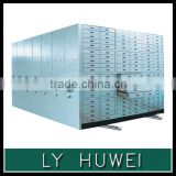Huwei metal movable serried shelves HWM-02A
